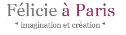 Un blog tout en poésie : Félicie à Paris