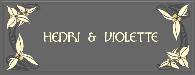 Tuto : Débardeur par Henri & Violette