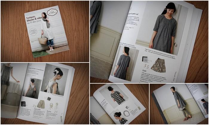 Secrets de couturières : Tuniques, blouses & robes au fil des jours