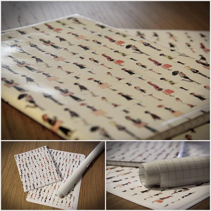 DIY : un joli cahier pour une jolie rentrée