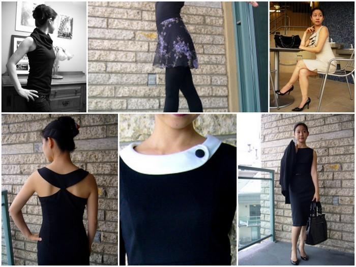 Favori patron de robe Audrey Hepburn gratuit Archives - Lalouandco LM67