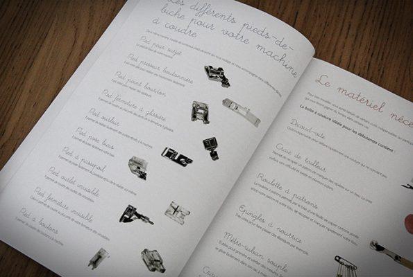 Apprendre la couture avec Lalouandco : la présentation
