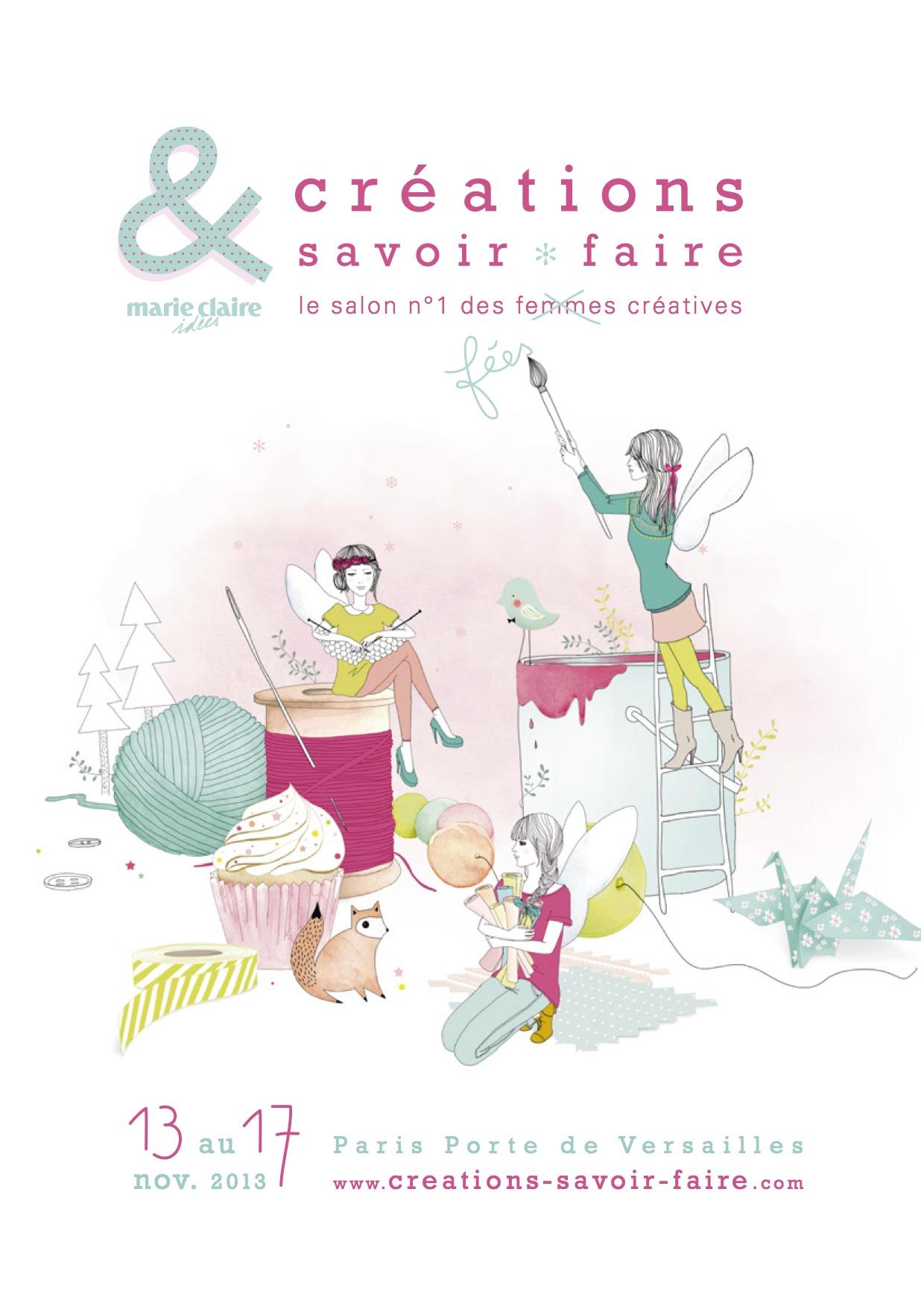Salon Créations & Savoir faire 2013