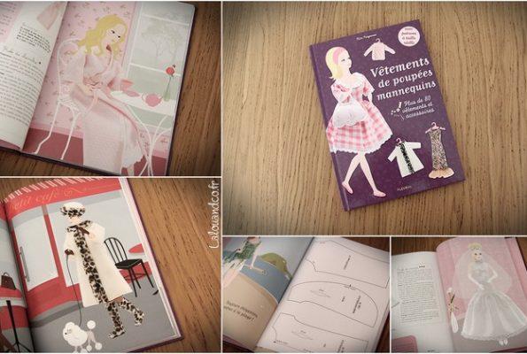 Vêtements de poupées mannequins par Rita Peigneau [concours] + EDIT