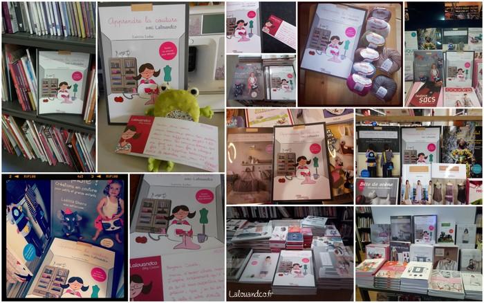 Apprendre la couture avec Lalouandco : mon livre, vos photos !
