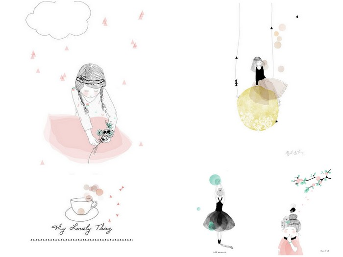 Coup de coeur : My lovely thing