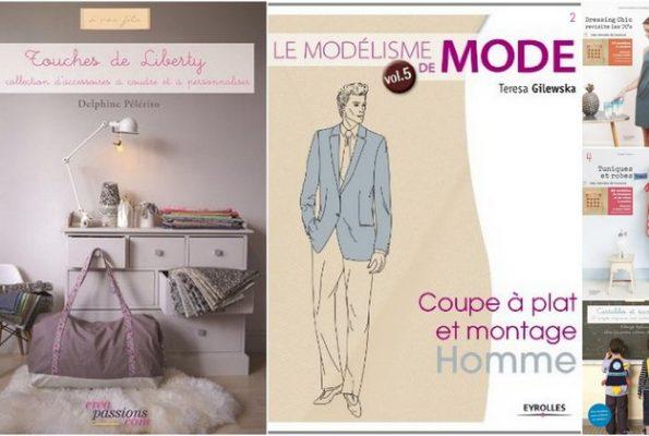 Noël 2013 : des envies de livres de couture !!!