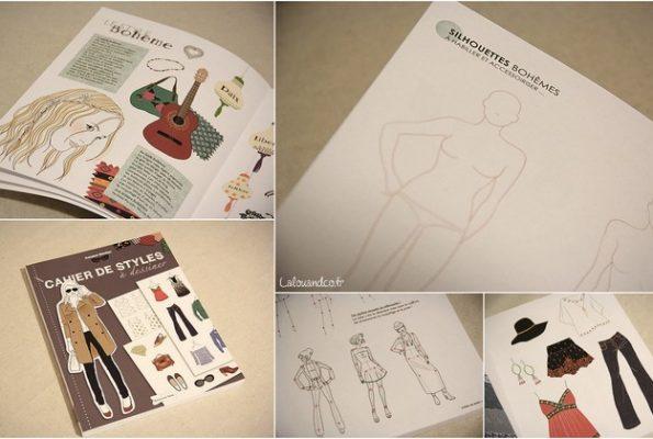 Cahier de styles à dessiner [concours] + EDIT