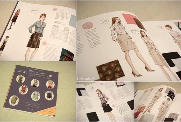 Carnet de styles : Blouses, jupes et pantalons
