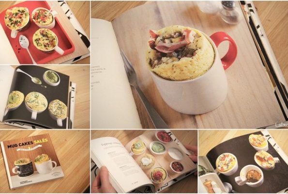 Mug cakes, les versions salées…