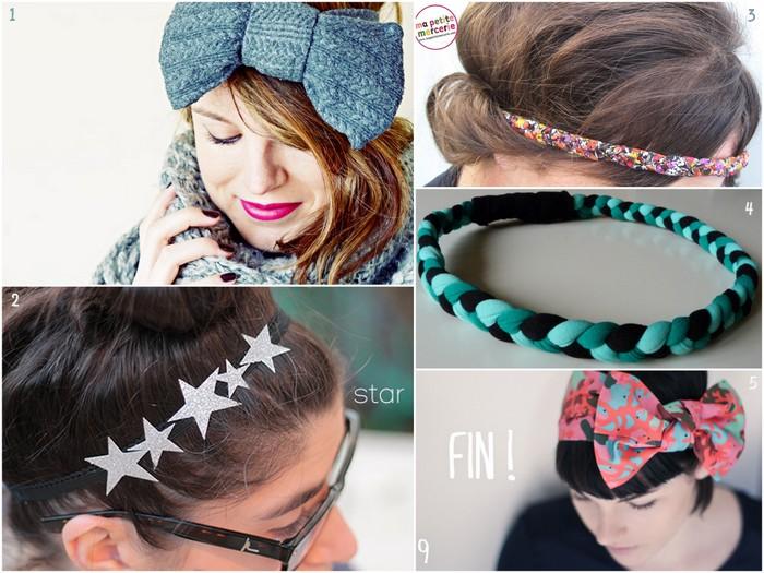 Headbands, ma sélection DIY !