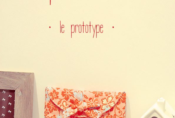 Apprendre la couture avec Lalouandco : prototype