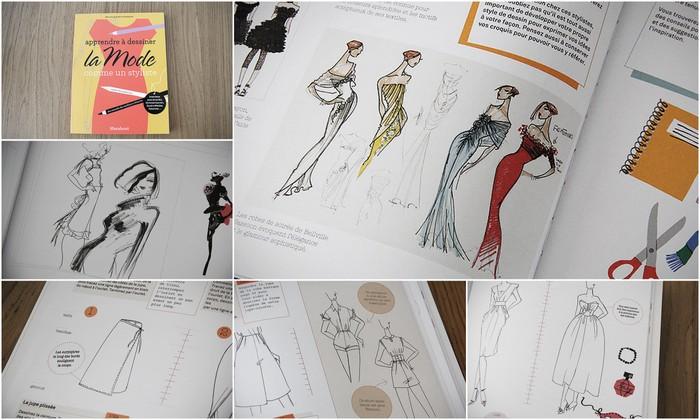 Connu Apprendre à dessiner la mode comme un styliste - Lalouandco NW13