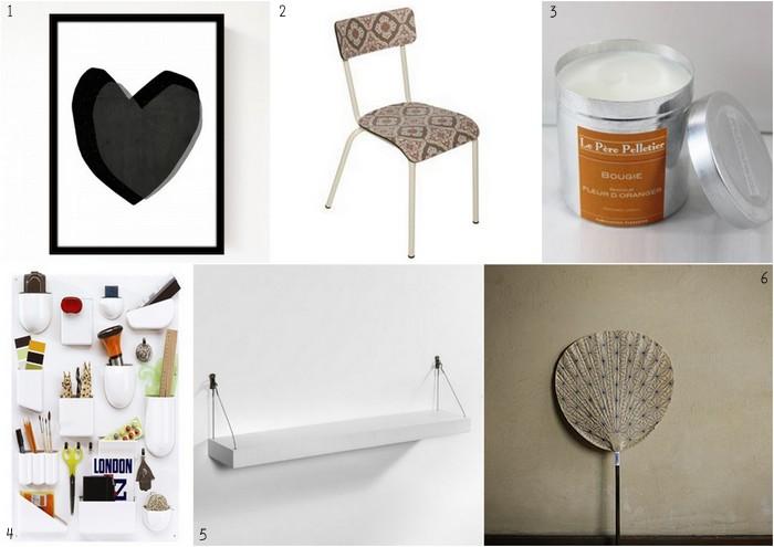 Décoration : Mes envies shopping #1