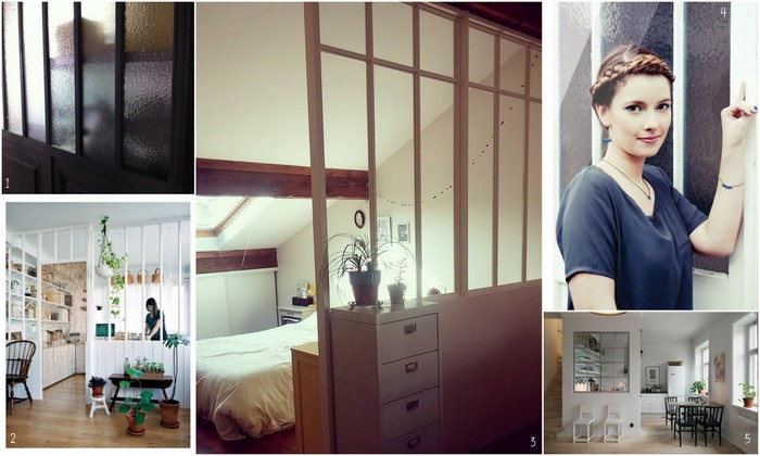 diy verri re archives lalouandco. Black Bedroom Furniture Sets. Home Design Ideas