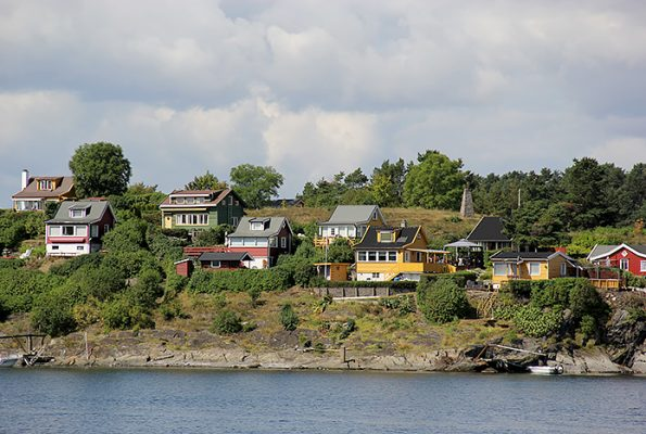 Oslo [photos de voyage]