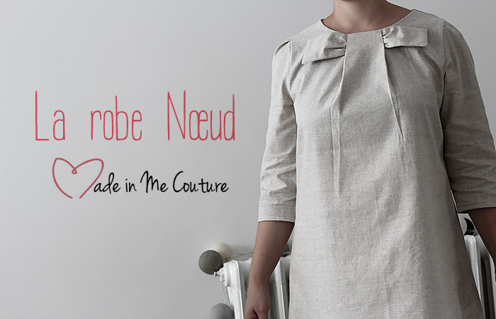 La robe noeud Made in me Couture [test]
