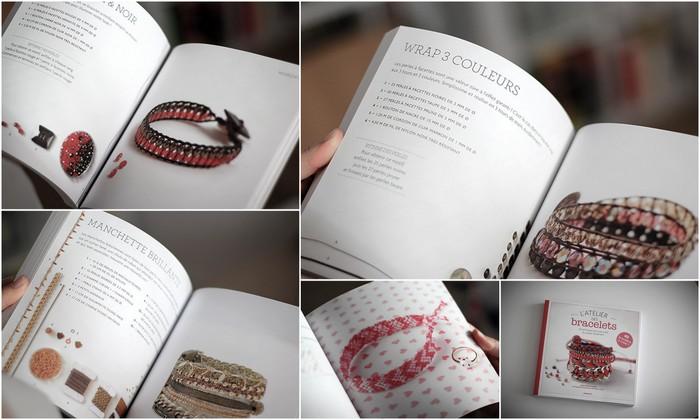 L'atelier des bracelets / Bracelets en perles de rocaille