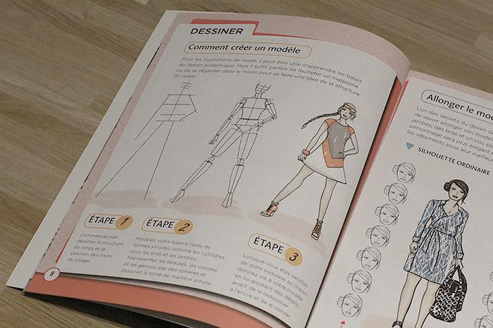 Exceptionnel Comment dessiner la mode et ses styles - Lalouandco DF18
