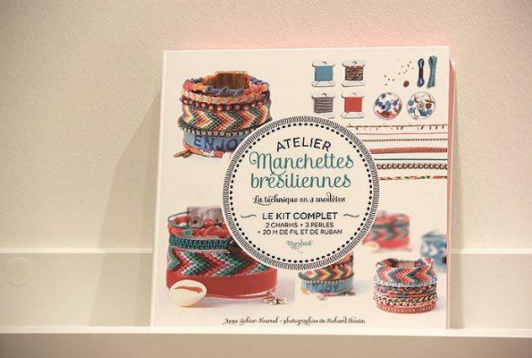 Atelier Manchettes brésiliennes [kit complet]