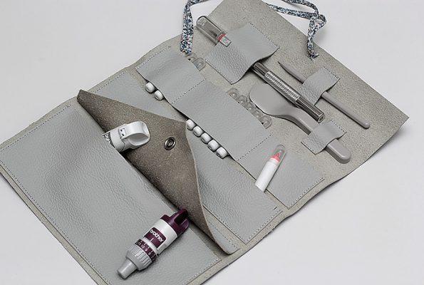 Le range accessoires ScanNCut • DIY