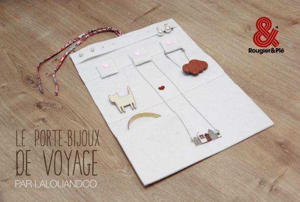 Le porte-bijoux de voyage [concours & DIY]