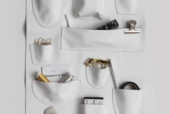 L' Utensilo en cuir • DIY