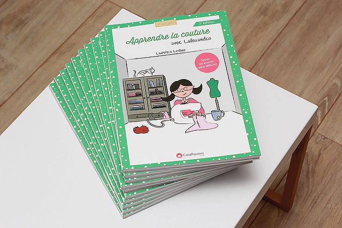 Apprendre la couture avec Lalouandco • 2e édition + EDIT