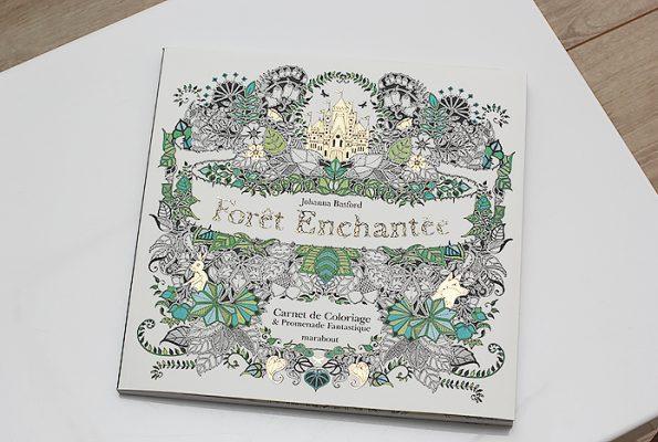 Forêt enchantée [carnet de coloriage]