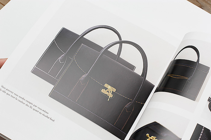 sacs accessoires en cuir cousus main lalouandco. Black Bedroom Furniture Sets. Home Design Ideas