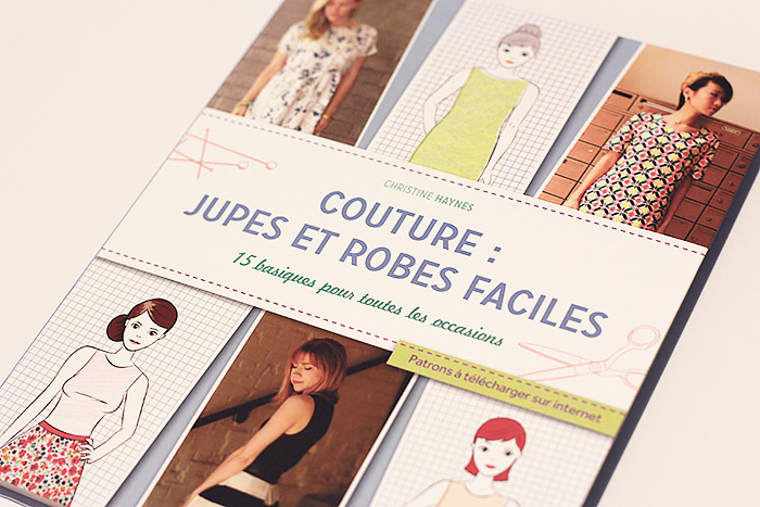 Jupes et robes faciles par Christine Haynes
