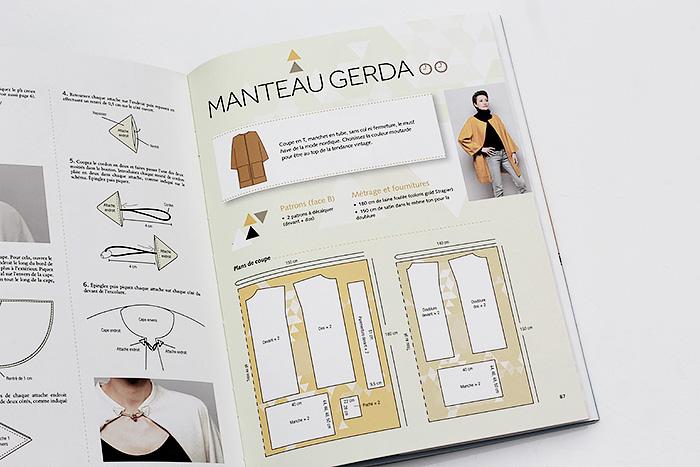 vestiaire scandinave annabel benilan eyrolles manteau. Black Bedroom Furniture Sets. Home Design Ideas