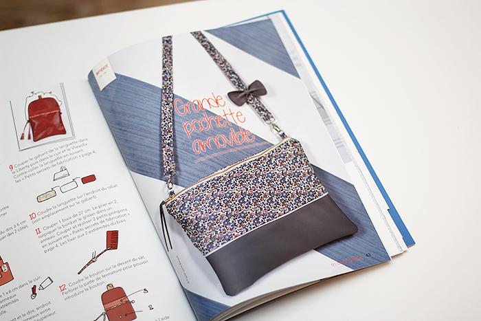Sacs et accessoires en cuir similicuir lalouandco - Edition de saxe ...