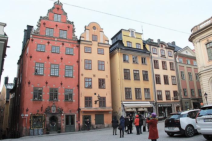 Voyage en Scandinavie : Stockholm
