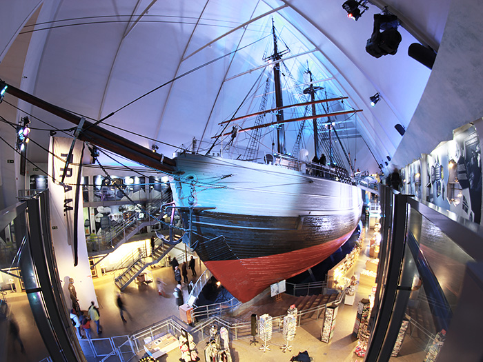 fram-musee-oslo-norvege-bateau-cercle-polaire
