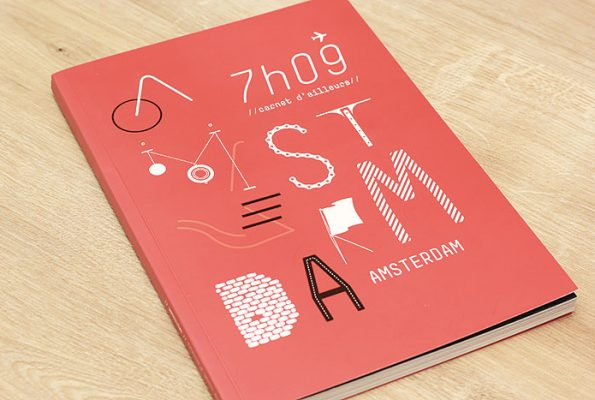 Amsterdam • 7h09 carnet d'ailleurs
