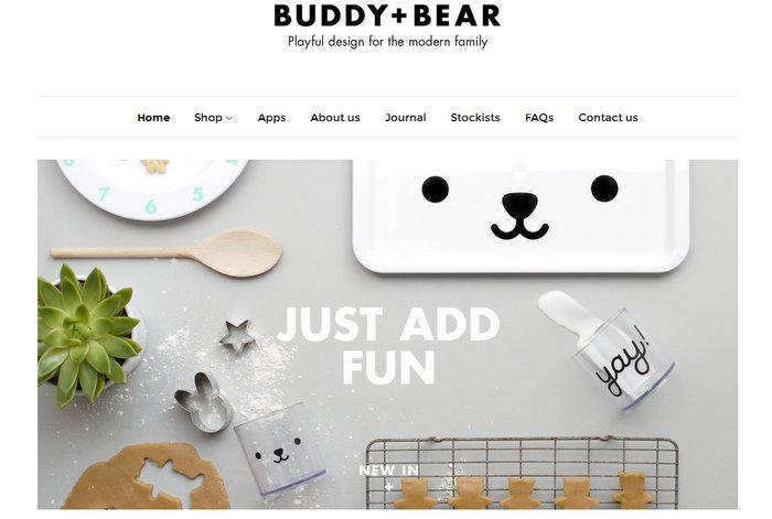 Coup de coeur : Buddy and Bear