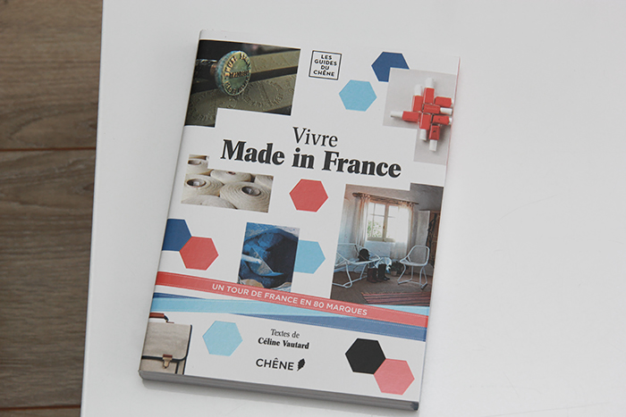 Le livre Vivre Made in France