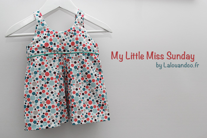 Little Miss Sunday [Collection Fushia Motif D]