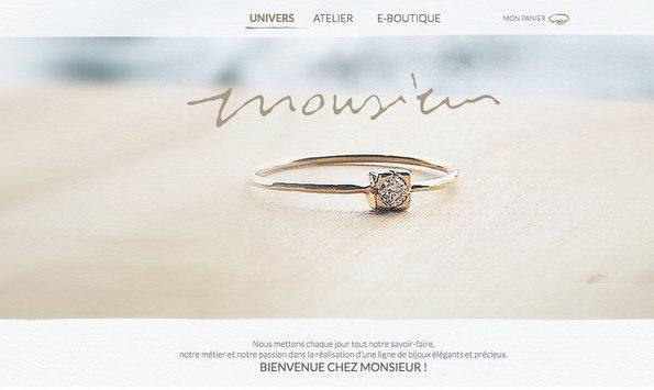 Les beaux bijoux de Monsieur Paris ♥