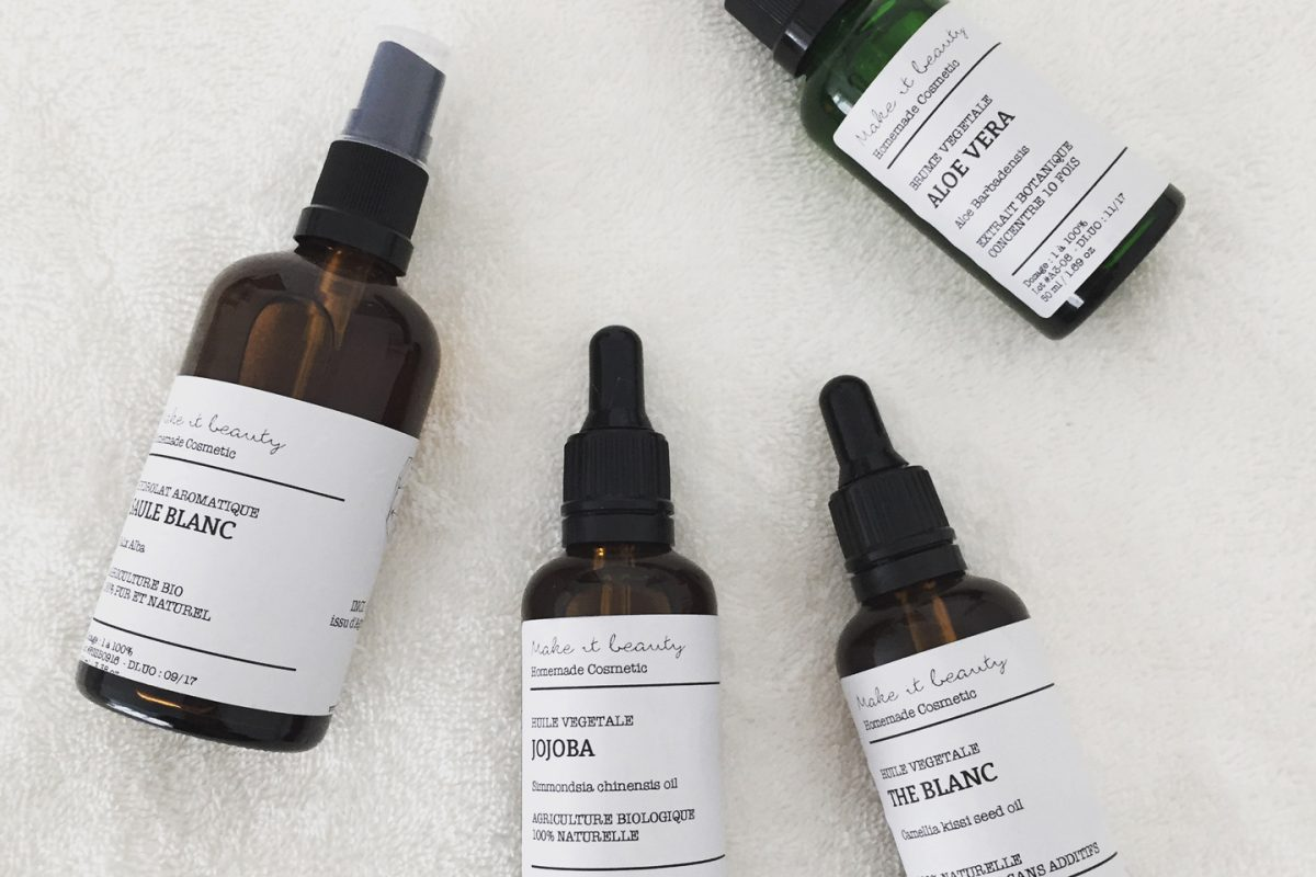 Make it beauty : des huiles végétales de qualité