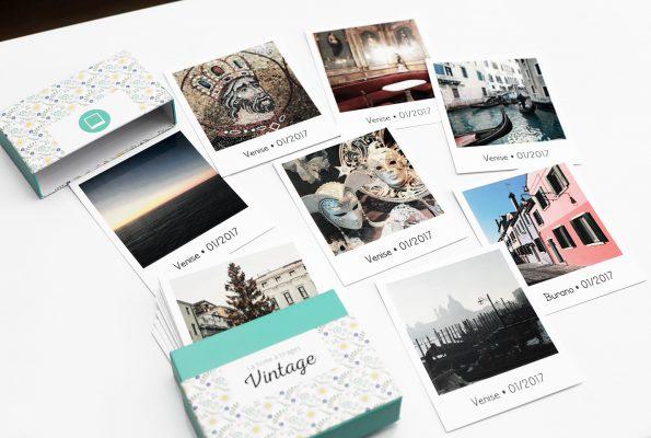 La boîte à tirages vintage • Photoweb [test produit]