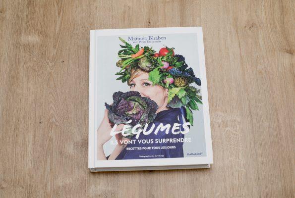 Le magnifique livre Légumes par Maïtena Biraben