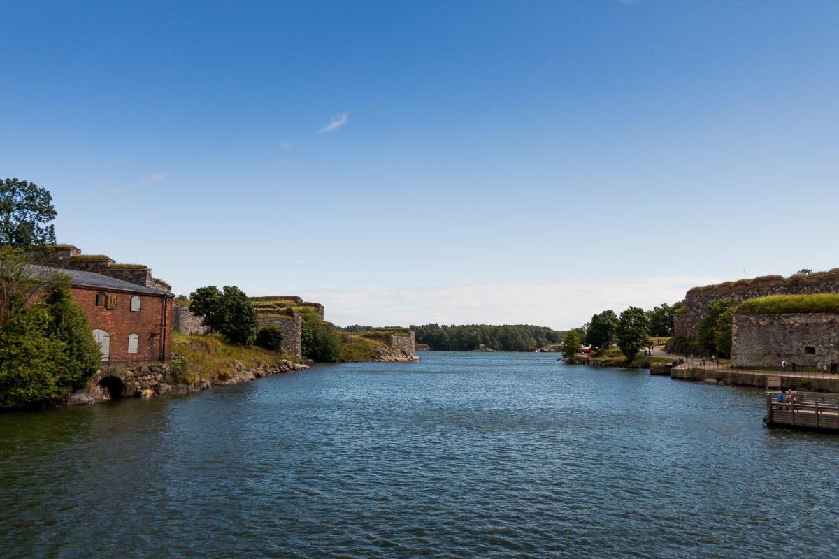 La forteresse maritime de Suomenlinna
