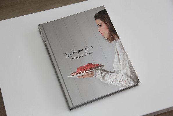 Le livre de cuisine Trois fois par jour [premier tome]
