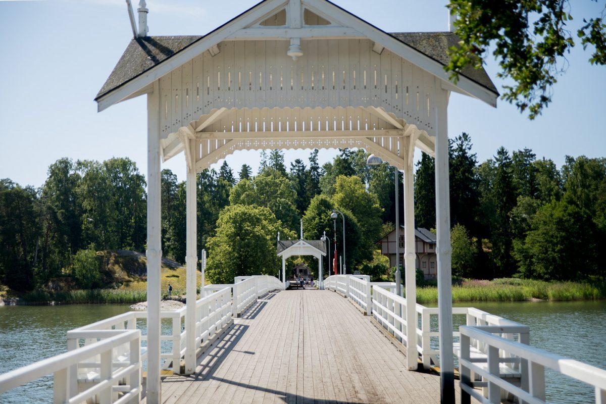 Le musée de plein air Seurasaari à Helsinki