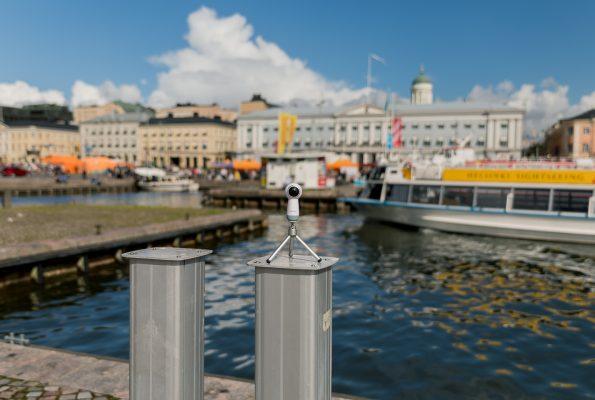 Helsinki en réalité virtuelle
