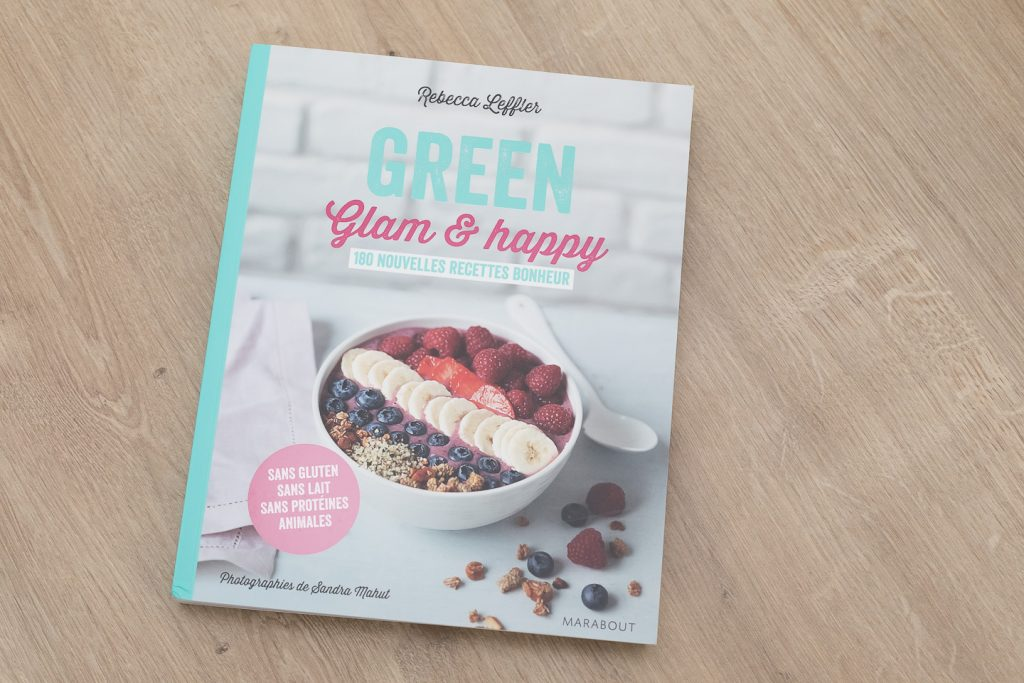 Le livre Green, glam & happy [tome 2]