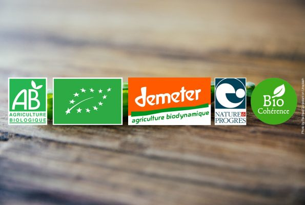 Distinguer les principaux labels BIO alimentaires
