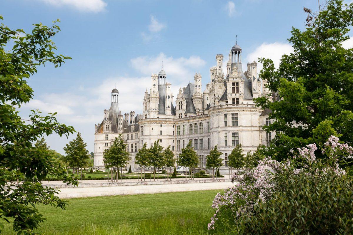Chambord : un château grandiose dans le Loir-et-Cher